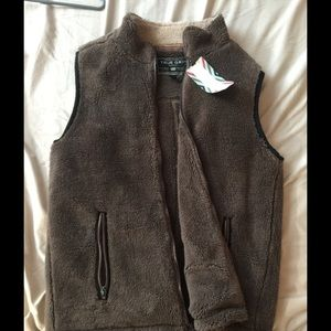 Brand new with tags, True Grit vest
